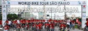 World Bike Tour - São Paulo