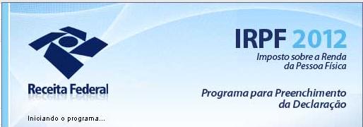 IRPF 2012 no Linux