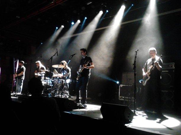Herod toca Kraftwerk - SESC Pompéia (13-out-2016)