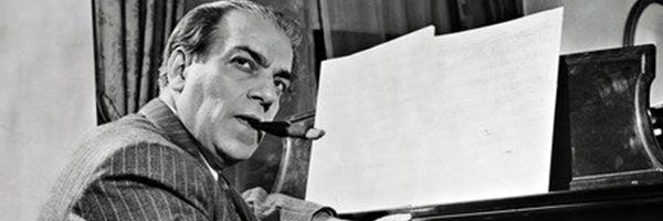 Villa-Lobos é para muitos considerado o MAIOR compositor da música erudita brasileira.